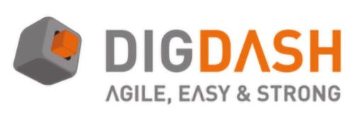 Logo Digdash. Outil BI.