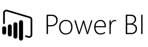 Logo PowerBI. Outil BI.