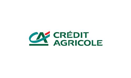 Image logo Credit Agricole