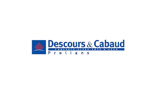Image logo Descours