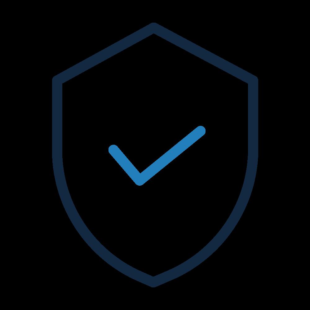 Icone security, sécurité des données, BIPP Consulting