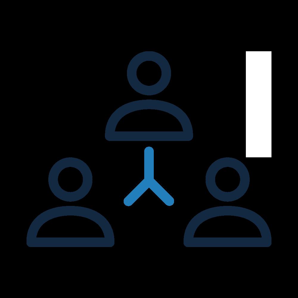 Icone network Data Management